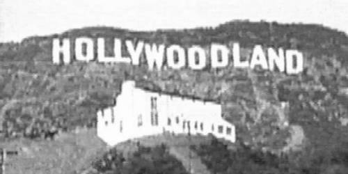 The Original Complete Hollywood Sign